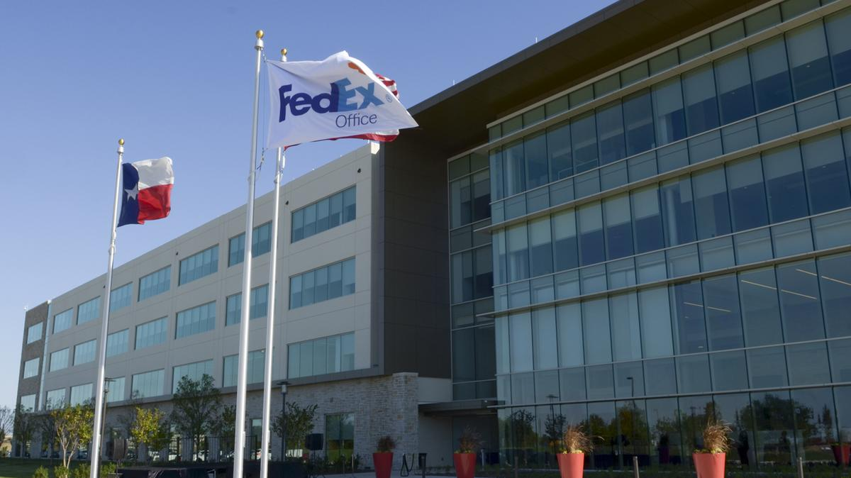 FedEX Office HQ DAS Installation